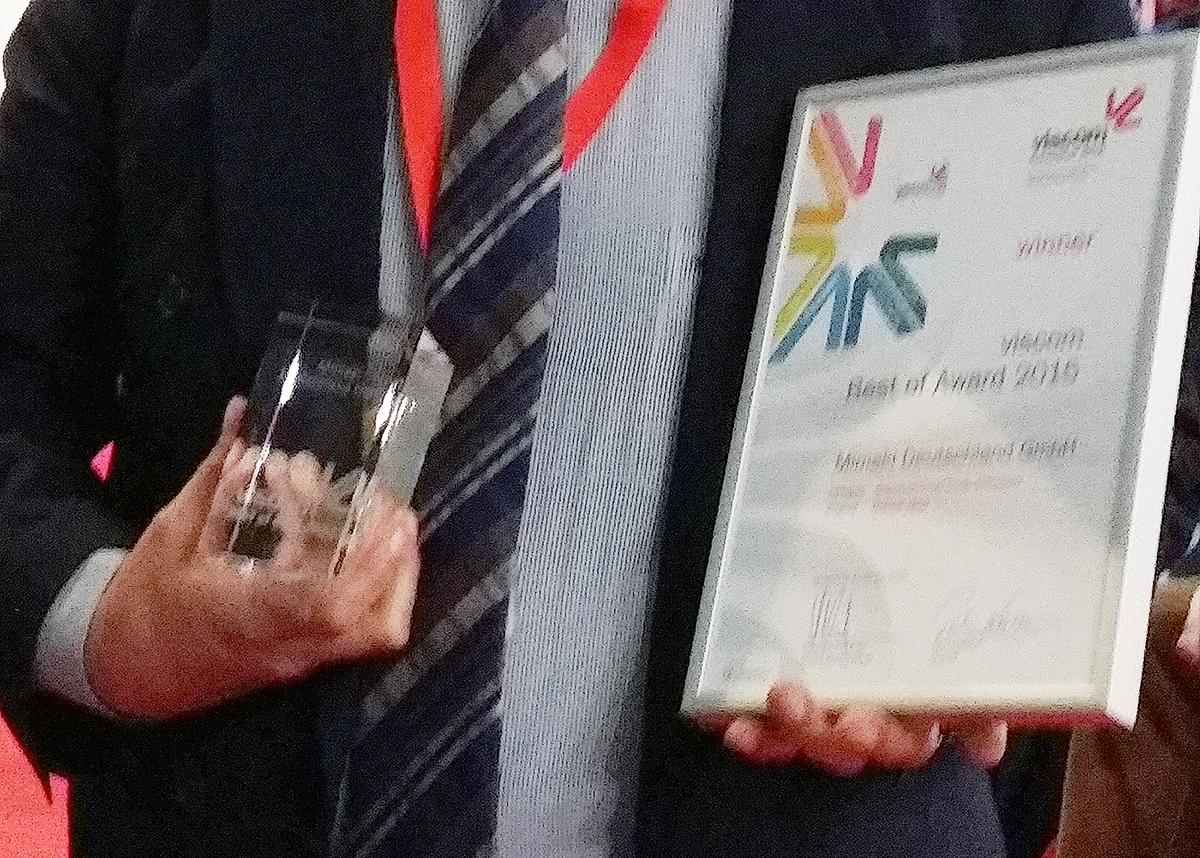 Mike-Horsten-at-Viscom-Best-Of-Award